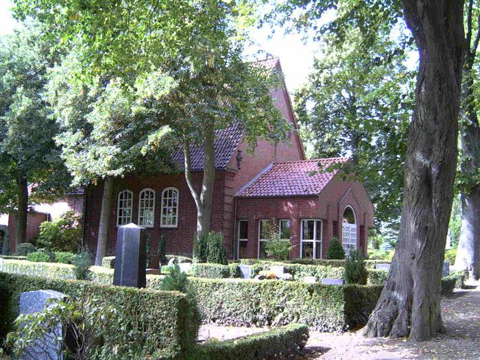 Friedhof Travemünde